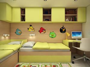 Kids Bedroom Interior Design
