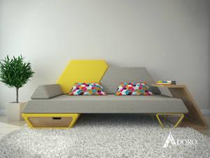 Pezio Sofa