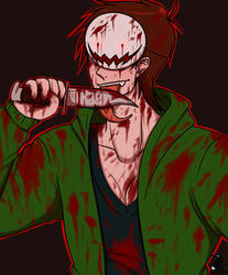 Demon Mad!Cryaotic - Fan Art by SebastianHansen
