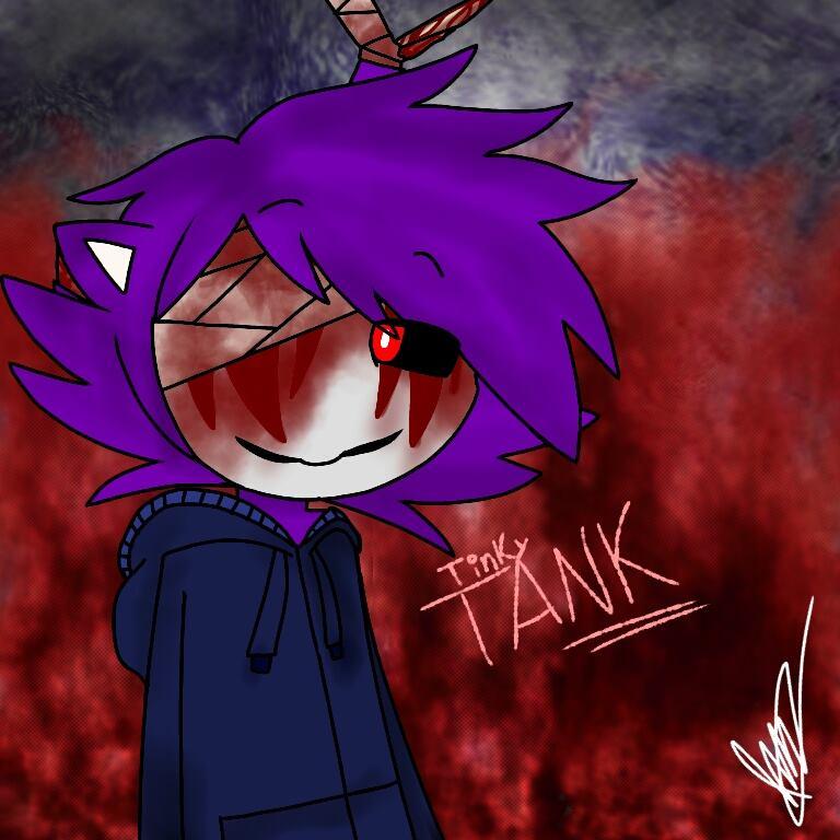 psycho tank by katherine5721