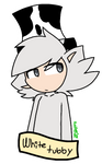 white tubby icono ( slendytubbie )