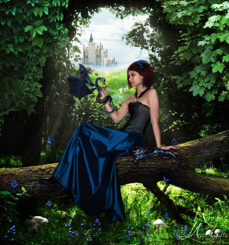 Mother of Dragons by RavenMontoya