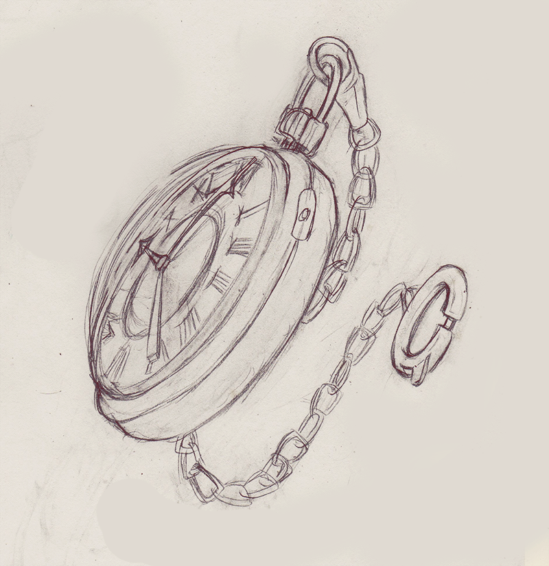 Pocket Watch by N-2tt