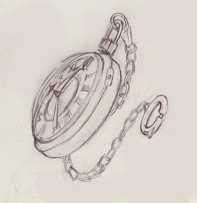 Pocket Watch by N-2tt