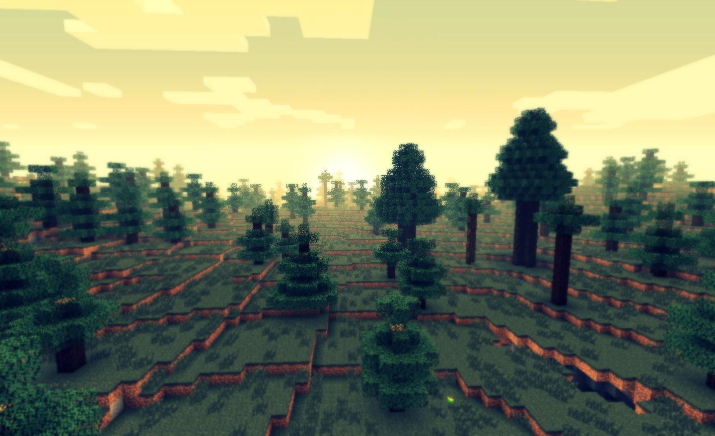 Minecraft Lever De Soleil Nordique By Alekscube On Deviantart