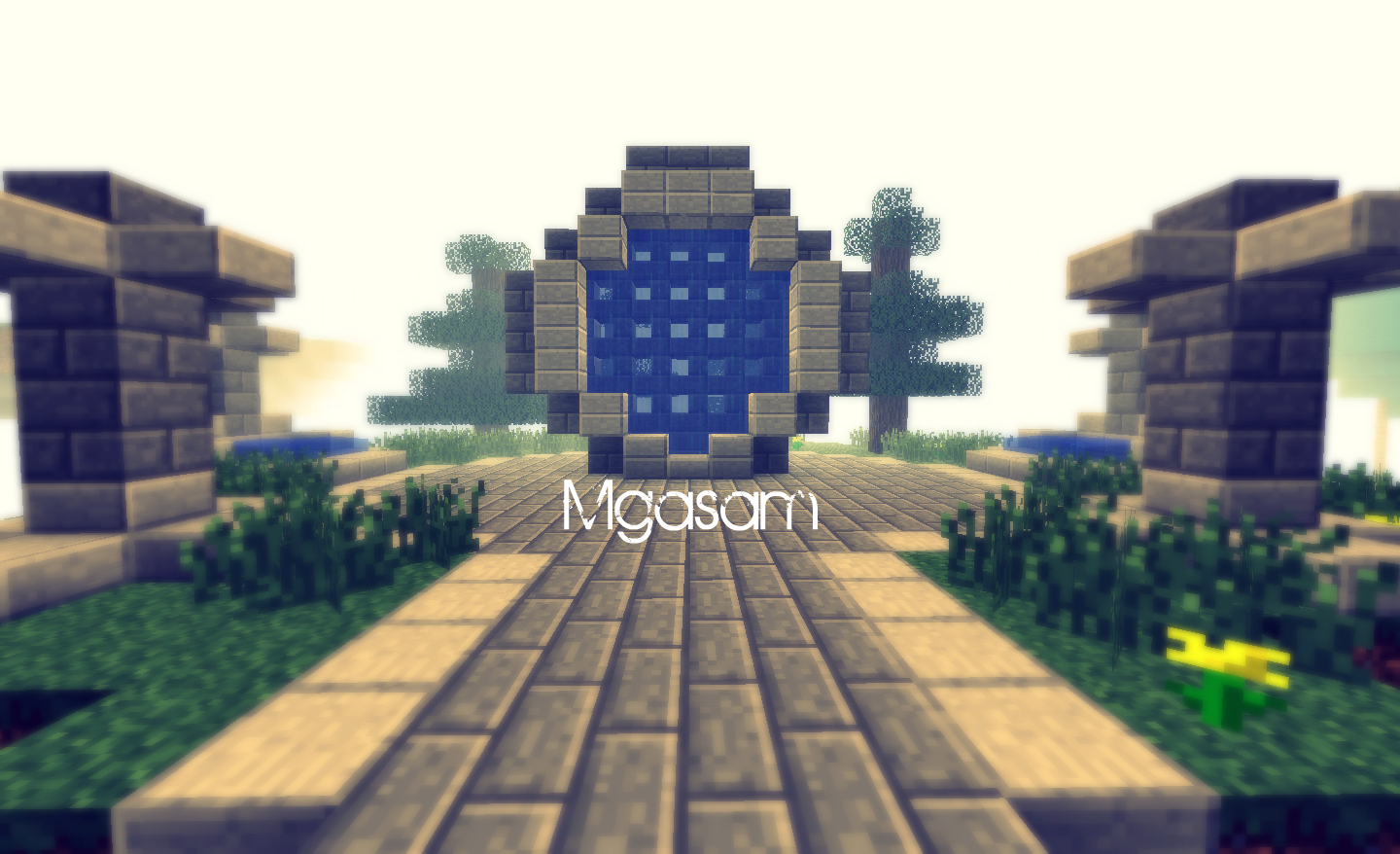 Yogscast Minecraft builds and screenshots on THE-YOGSCAST