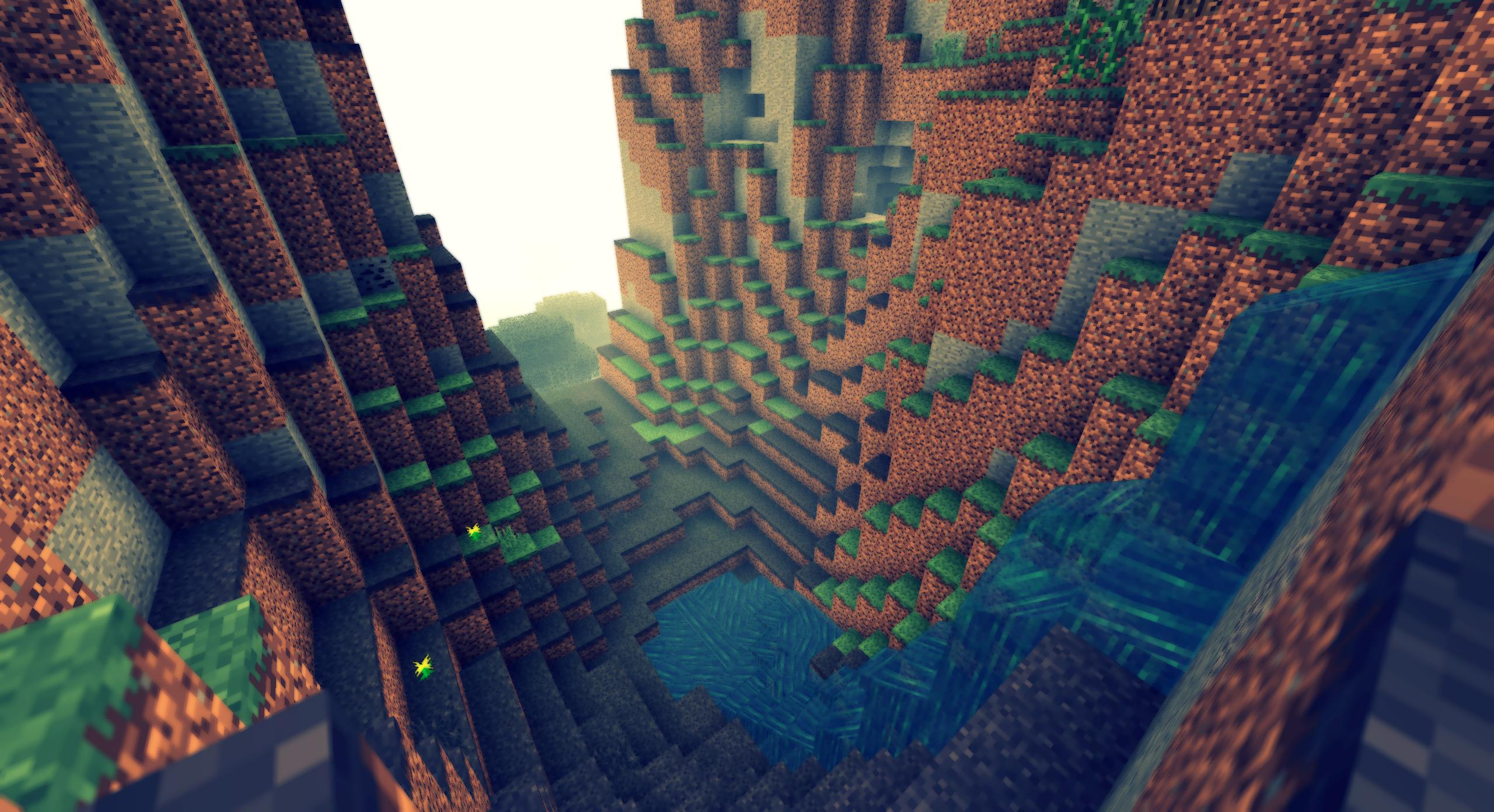 Minecraft Cascade Des Marais By Alekscube On Deviantart