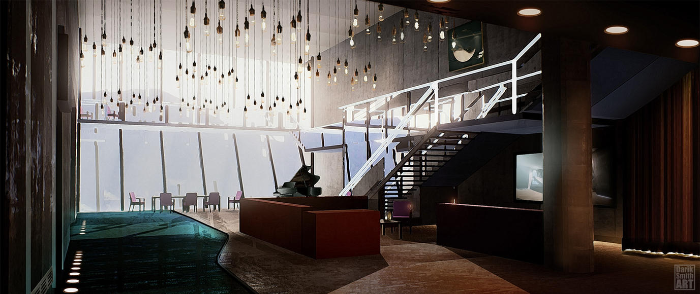 Interior design loft by visoutre on deviantart for Interior design 75063