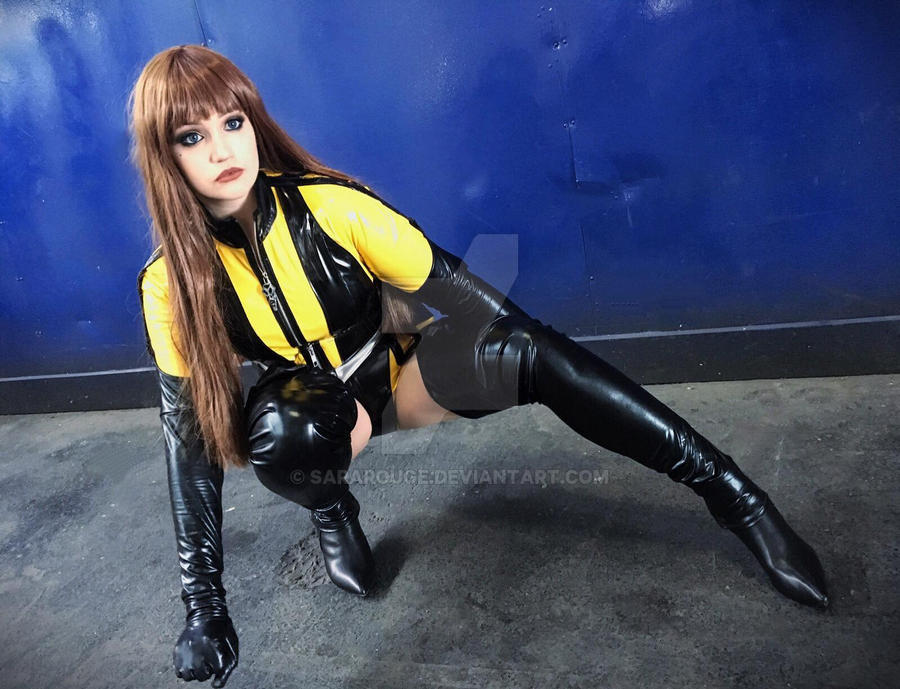 Silk Spectre - Watchmen by sararouge on DeviantArt Watchmen Characters Silk Spectre