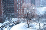 Rapid Snow in New York Again