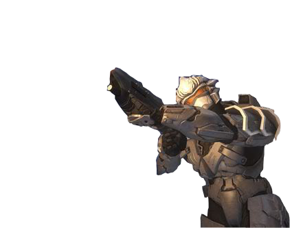 Halo 3 Hayabusa Armor Render by KH-Coby on DeviantArt