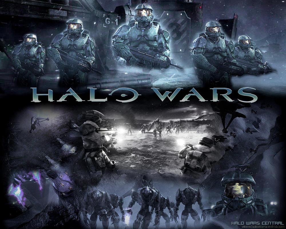 Halo Wars Wallpaper By Stunod On DeviantArt