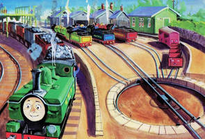More About the Small Railway Engines