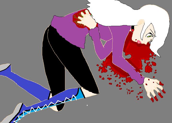 Sasori Dead by fuzzball17