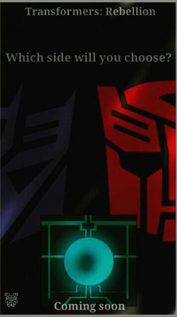 Transformers:Rebellion teaser poster 1 by fuzzball17