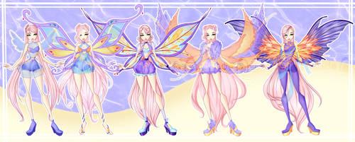 [OPEN] Adopt Winx | Fairy of Jellyfish
