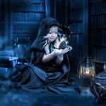 Child's Magic Box by Seshat22