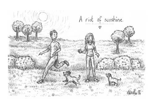 A Riot of Sunshine