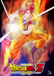 Direct Live Mondoclub : Son Goku Super Saiyan God