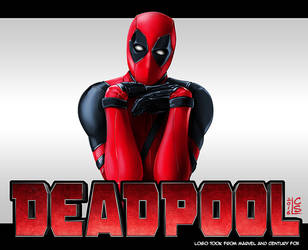 Deadpool by Cheu-Sae