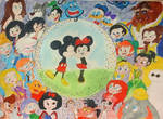 Happy 90th Anniversary, Mickey and Minnie Mouse