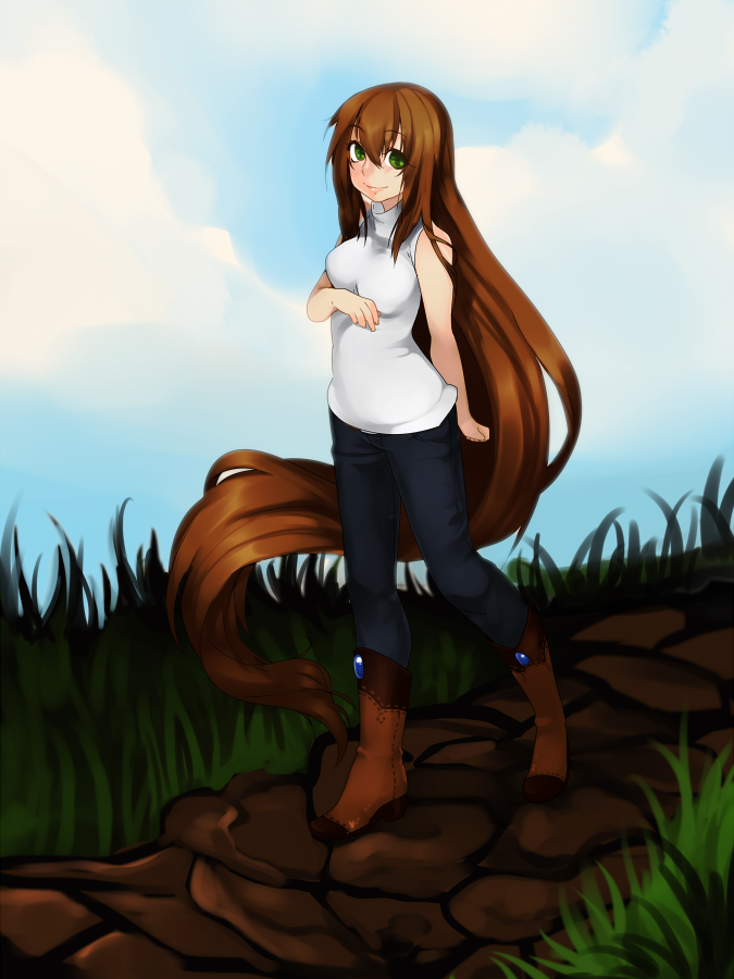 Taking a stroll by Girutea