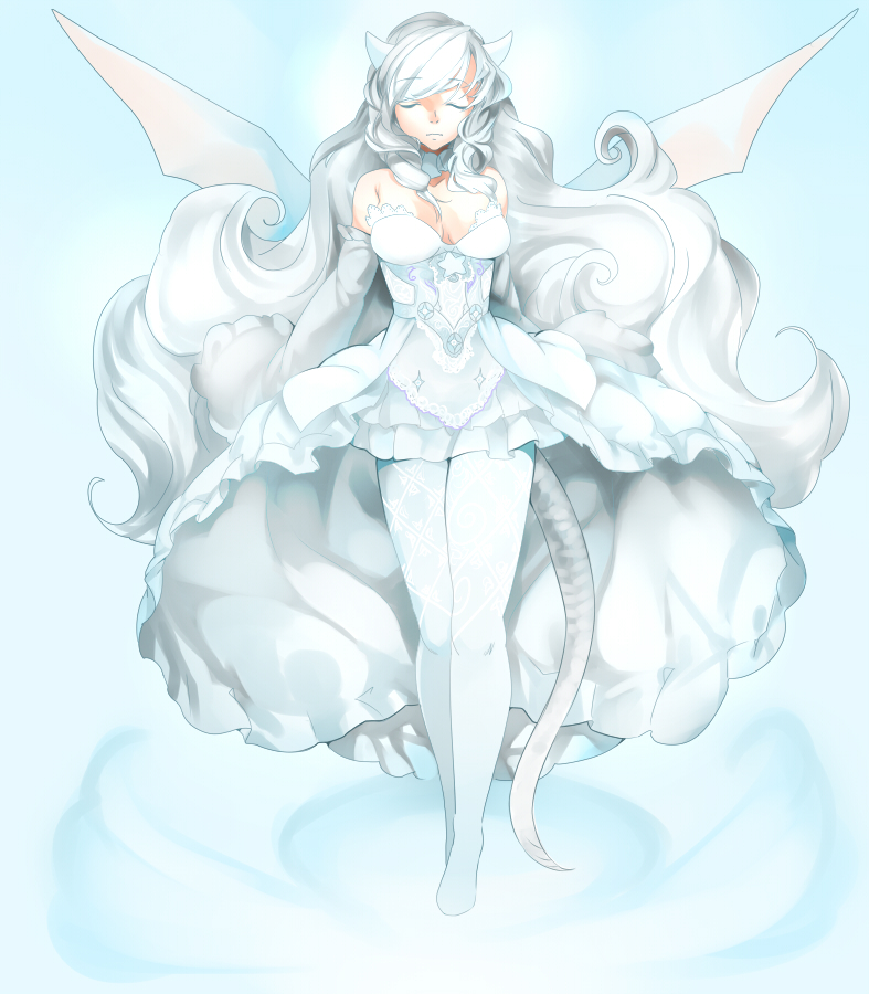 Weiss by Girutea