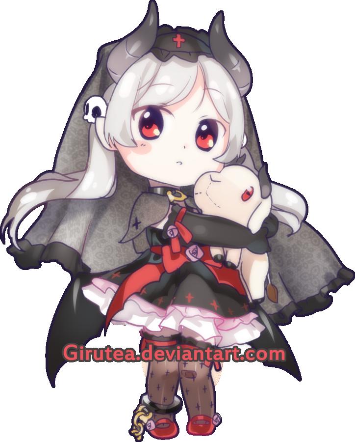 Lilith by Girutea