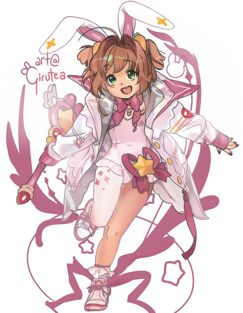 BunnyGirl Sakura