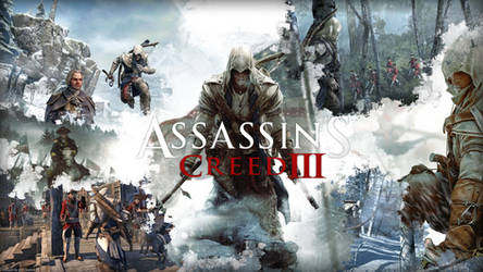 Assassins Creed 3 Wallpaper by SkyCrawlers