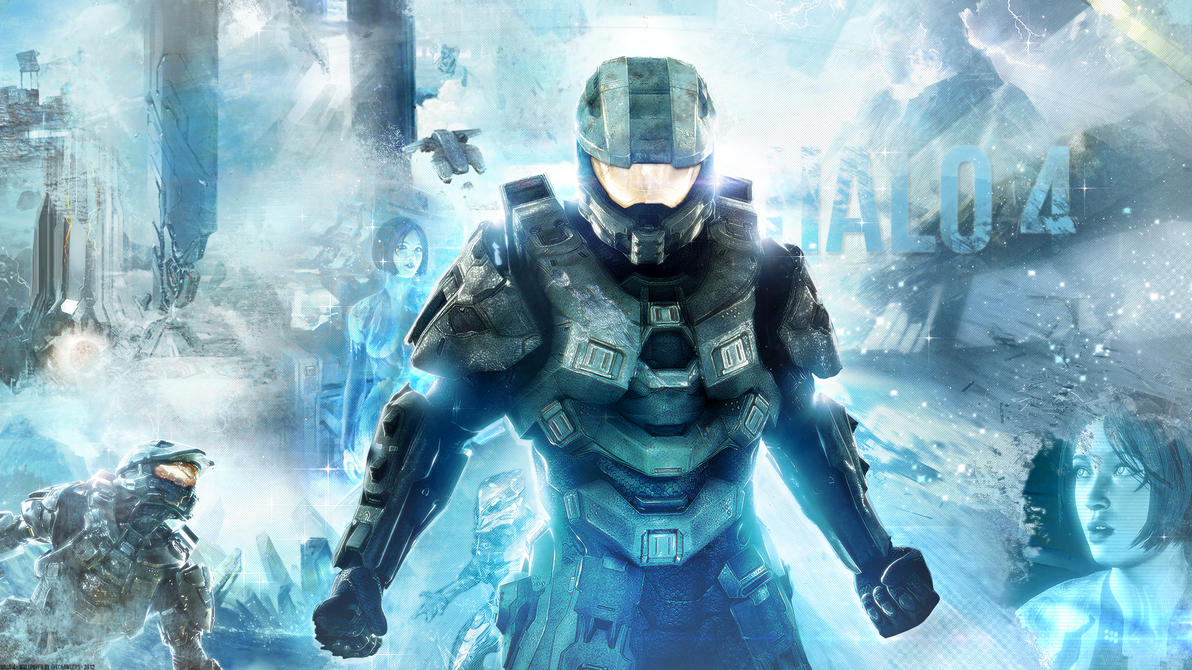 Halo 4 Walllpaper #2 by SkyCrawlers