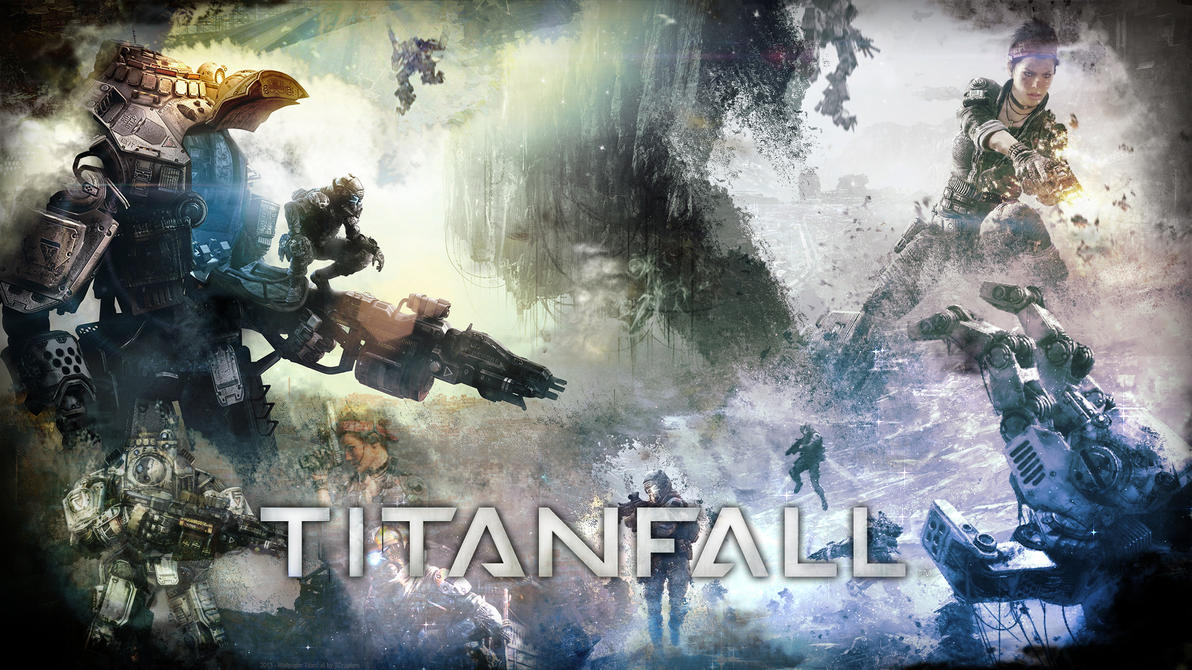 titanfall wallpaperskycrawlers on deviantart