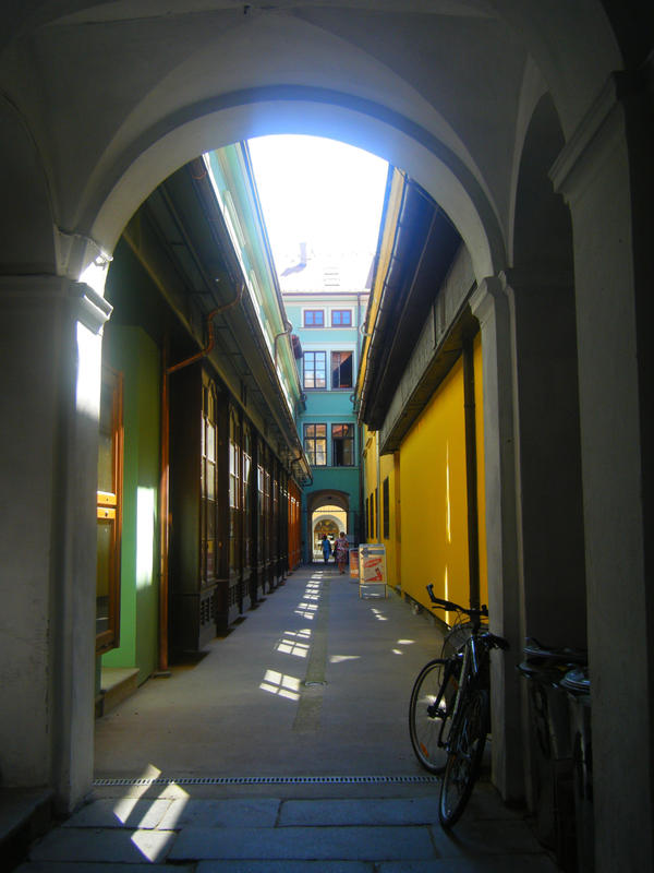 Passage by aldraen on deviantart - Porte cochere pronunciation ...