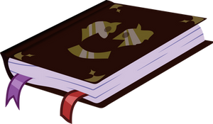 Diary of the Regal alicorn sisters Vector