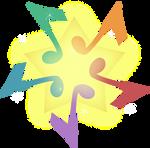 Coloratura (rara)'s cutiemark by Comeha