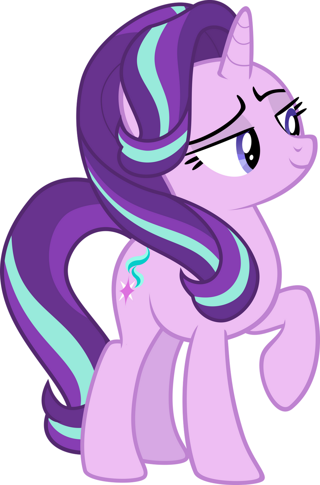 smug_starlight_glimmer_by_comeha-daew194
