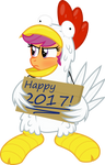 Special announcement from Scootaloo!