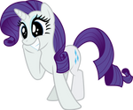 Rarity Being Creepy #3