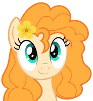 Perfect Pear Portrait by Comeha