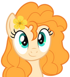 Perfect Pear Portrait