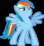 Rainbow Dash - Oh yeah?