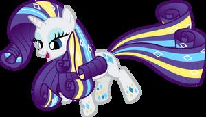Rainbow Power Rarity - Daaaaarling
