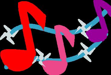 Tune's Cutiemark by Comeha
