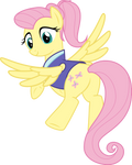 Fluttershy the Athlete (Alternate Mane)