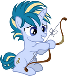 Skeedaddle Ravaging a Bow by Comeha