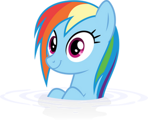 Dash the Soggy Pone by Comeha