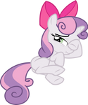Sweetie Belle - Is Woke [xtra see-through ver]
