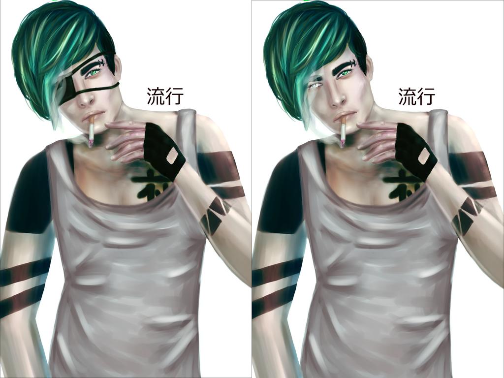 Kuruoshi@Imvu - 2 versions AP by Naoon on DeviantArt