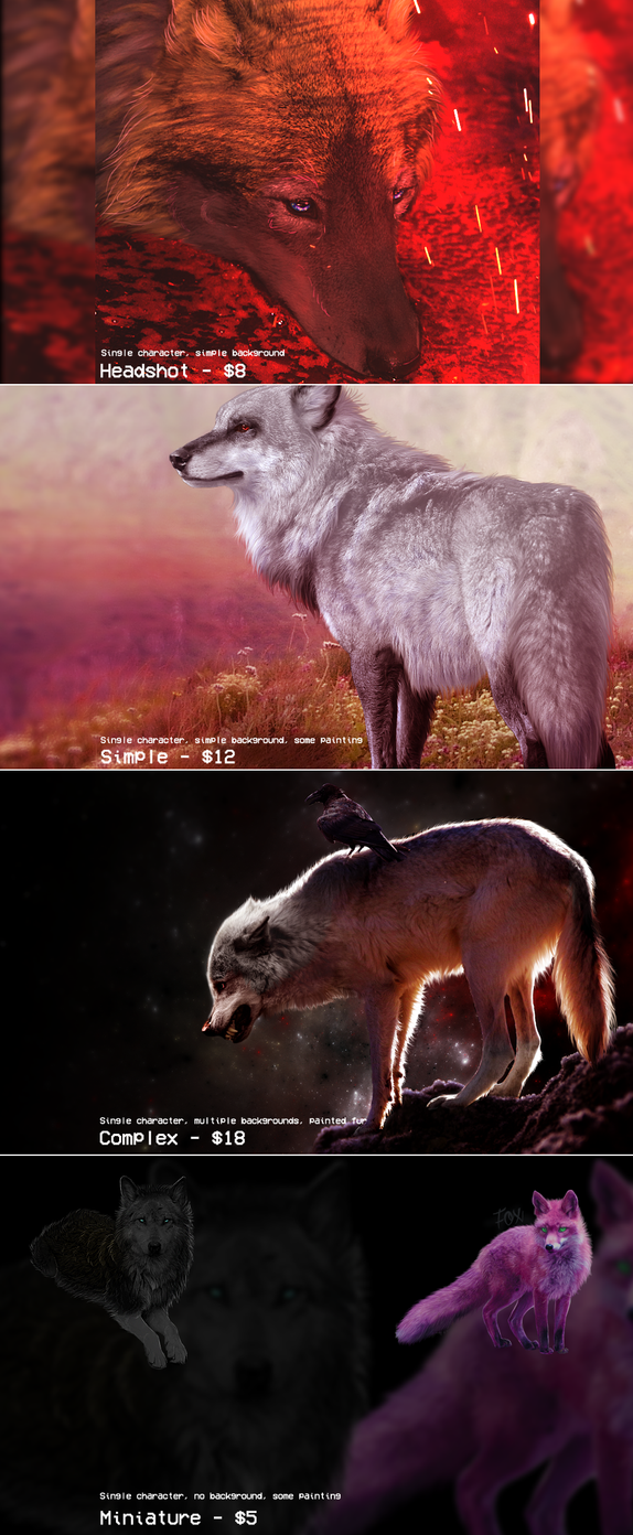 Photomanipulation Commissions by SINScreation