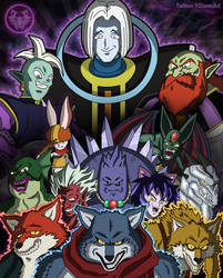 Tribute to Universe 9